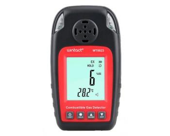 Измеритель концентрации горючих газов Wintact WT8823 (от 0 до 100% LEL)