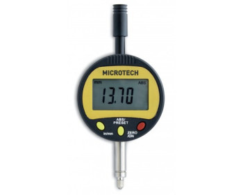Индикатор цифровой ИЧЦ-13 МИКРОТЕХ кл. 0 (0-13 мм; ±0,010) без ушка, RS-232