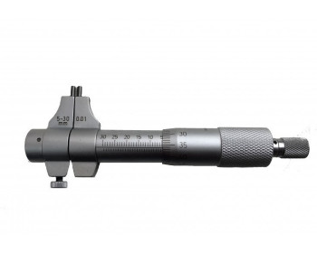 Микрометр для внутренних измерений  KM-3304-30 (5-30 мм; ±0,010 мм) нониусный