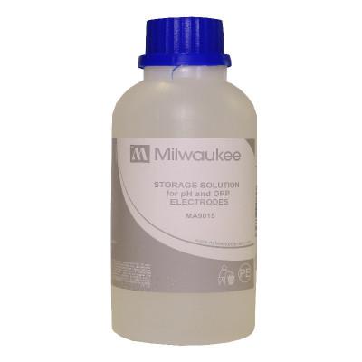 Жидкость для очистки электродов pH и ОВП- метров МА 9016 Milwaukee 230 мл,США