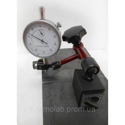 Индикаторная магнитная стойка Shahe WCZ-1B Мини. Высота 190 мм (15 кг)