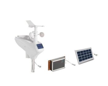 Профессиональная метеостанция MISOL WH6007 (3G WCDMA) с солнечной панелью