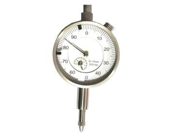 Индикатор часового типа Scala ИЧ-5-0.01 мм  кл.1 (±0,016мм)  без ушка  Германия - 1103125054 - Фото - 1