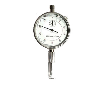 Индикатор часового типа I.D.F. ИЧ-10-0.01 мм кл1 (±0,02 мм) без ушка Италия