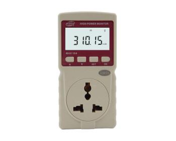 Измеритель параметров потребления электроэнергии Benetech GM89 (до 16А)