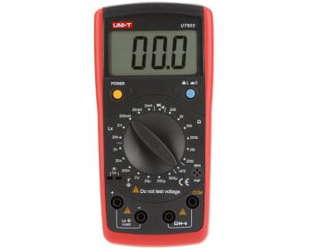 Измеритель RLC UNI-T UT603 (UTM 1603)