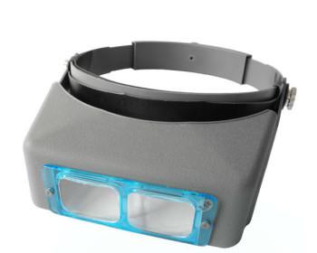 Бинокулярная налобная лупа со стекляными линзами Magnifier 81007-В (2Х или 3,5Х) - 1107692773 - Фото - 1