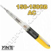 Индикаторная отвёртка YINTE YT-0416 (AC150-1500В)
