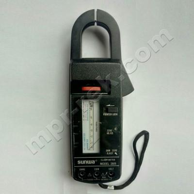 Клещи токоизмерительные аналоговые SUNWA 2805 (AC600A, AC600В, 2кОм)