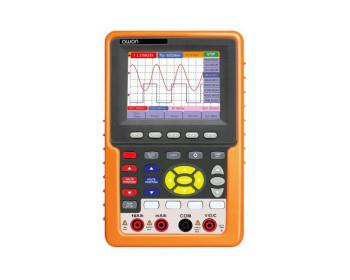 Портативный осциллограф OWON HDS2062M-N +DMM, 60 МГц, 2 канальный, 500 МВ/с