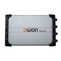 Осциллограф - приставка OWON VDS3104 (100 МГц, 4 канала, 1,0 ГВ/с)