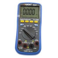 Мультиметр OWON B35T (напряжение, ток, сопротивление, ёмкость, частота, температура) +регистратор TrueRMS