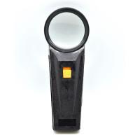 Лупа ручная MG82012-L круглая с подсветкой, 5Х, диам-50мм