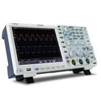 Осциллограф OWON xDS3202E (200 МГц, 2 канала, 1 ГВ/с, память 40 Мб) дисплей сенсорный