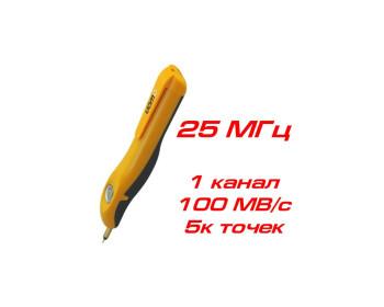 Осциллограф к ПК OWON RDS1021i 25 МГц, 1 канал (гальваническая развязка)
