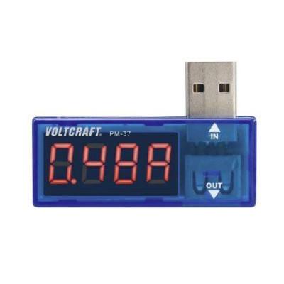 Измерительный USB-тестер Voltcraft PM-37