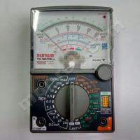 Мультиметр аналоговый SUNWA YX-360TRE-H (1000В, DC250мA, 20МОм, hFE, тест батарей, прозвонка)