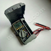 Мультиметр цифровой SUNWA CD800a (1000В, 400мA, 40МОм, 100мкФ, 100кГц)