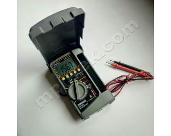 Мультиметр цифровой SUNWA CD800a (1000В, 400мA, 40МОм, 100мкФ, 100кГц) - 1107693537 - Фото - 1