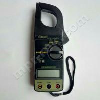 Клещи токоизмерительные цифровые SUNWA 2007 (AC600A, AC750В, 200Ом, Ø30мм, звуковая прозвонка)