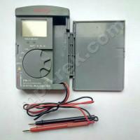 Мультиметр цифровой SUNWA PM-11 (500В, 200мA, 20МОм, тест диодов, звуковая прозвонка)