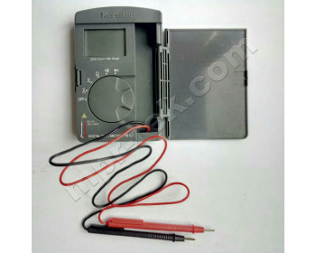 Мультиметр цифровой Konstar PM-10 (300В, 32МОм, тест диодов, звуковая прозвонка) - 1107693550 - Фото - 1