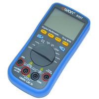 Мультиметр OWON D35T (напряжение, ток, сопротивление, ёмкость, частота, температура) True-RMS