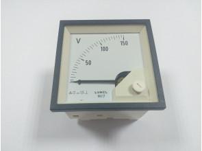Аналоговый вольтметр LUMEL MA17N A612 150V Польша