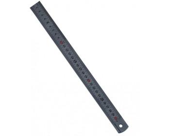 Линейка разметочная измерительная Микротех ЛР 1000 (0-1000 мм; дискретность 0,5 и 1 мм; ±0,20)