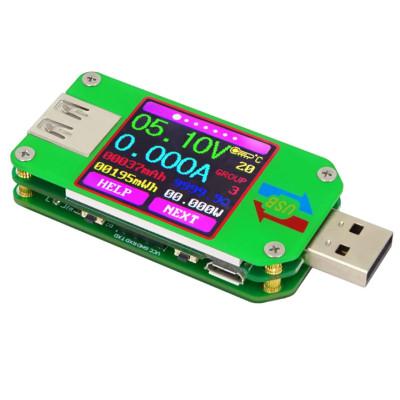 Многофункциональный USB-тестер RuiDeng UM24