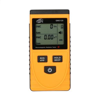 Детектор электромагнитного излучения BENETECH GM3120 ( 1-1999 В/м, 0.01-19.99 μt )