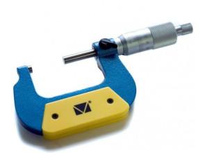 Микрометр МИКРОТЕХ МК-100 (75-100 мм; ±0,002; Кл.1)