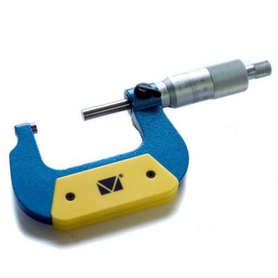 Микрометр МИКРОТЕХ МК-125 (100-125 мм; ±0,002; Кл.1)