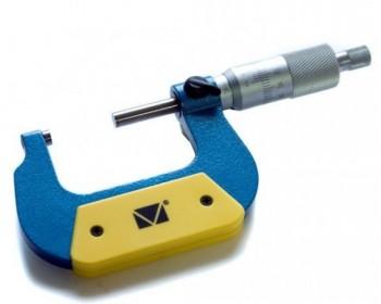 Микрометр МИКРОТЕХ МК-125 (100-125 мм; ±0,004; Кл.2)