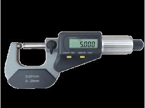 Микрометр цифровой KM-2328-25 / 0.001 (0-25 мм) ±0.002 мм