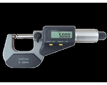 Микрометр цифровой KM-2328-25 / 0.001 (0-25 мм) ±0.002 мм - 1168269395 - Фото - 1