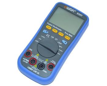 Мультиметр OWON D35T (напряжение, ток, сопротивление, ёмкость, частота, температура) True-RMS.