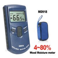 Влагомер бесконтактный Walcom MD-918 (4-80%) для измерения влажноси в дереве (43 породы)