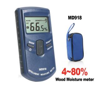 Влагомер бесконтактный Walcom MD-918 (4-80%) для измерения влажноси в дереве (43 породы) - 1241264569 - Фото - 1