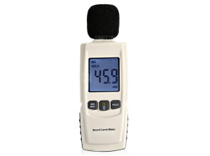 Цифровой шумомер Benetech GM1352 (30 — 130 dB)
