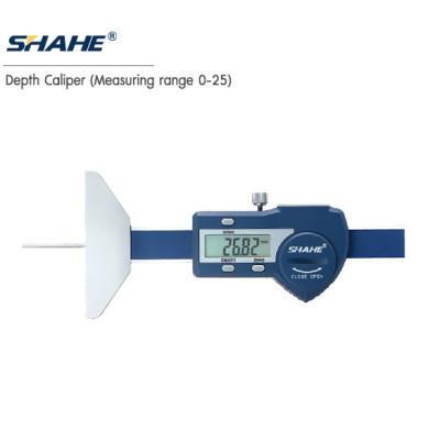 Глубиномер цифровой Shahe 0-25 мм/0,01 мм (5114-25)