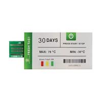Одноразовый регистратор температуры Fresh Tag 1 (-30 ...+ 70 С; ±0.5 С) 30 дней. IP67. PDF Alarm 2C-8C