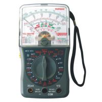 Мультиметр аналоговый SUNWA YX-380TR (1000В, DC500мA, 200МОм, 5Ф, hFE, тест батарей, звуковая прозвонка)