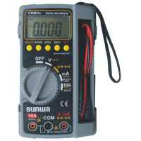 Мультиметр цифровой SUNWA CD801a (600В, 10A, 40МОм)