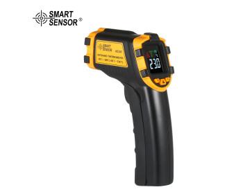 Пирометр инфракрасный с лазерным указателем Smart Sensor AE320 (-50~390℃) DS: 12:1