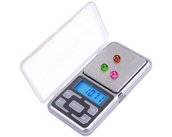 Весы цифровые MH Series MH500 (±0.01g/500g) с функцией счета и съемной крышкой