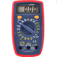 Мультиметр (тестер) цифровой  DT33C