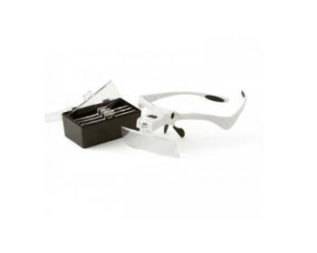 Бинокулярные  очки со светодиодной подсветкой 9892BP - 1409605091 - Фото - 1