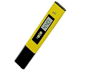 Портативный pH-метр PH-02 с автокалибровкой (0.00-14.00 рН; 0.01рН; +-0.05рН)