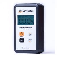 Професійний вологомір деревини METRINCO M118W (з глибиною проникнення 8 мм). Цена с НДС +20%